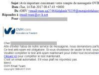 thumb phishing ovh