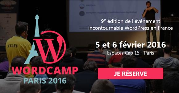 Wordcamp Wordpress 2016